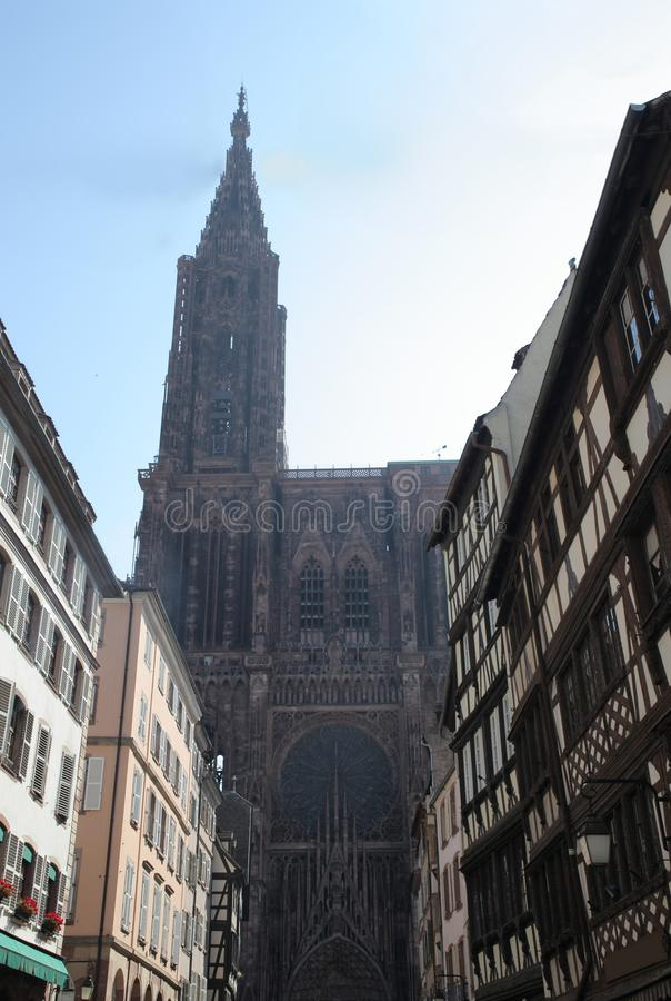 Download Strasbourg stock image. Image of strasbourg, faith, cathedral - 10012133