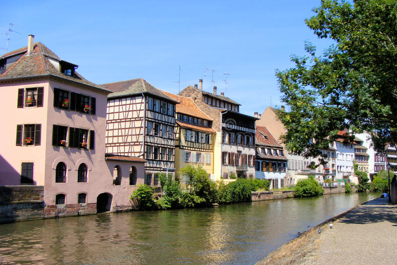 Download Strasbourg stock photo. Image of france, petite, outdoor - 19830012