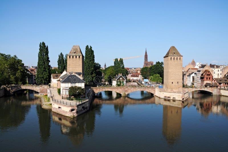 Strasbourg arkivbild