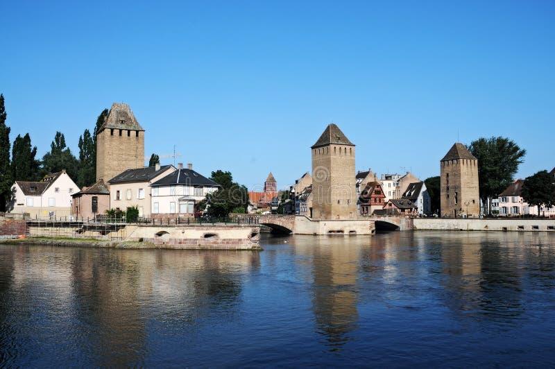 Strasbourg royaltyfria foton