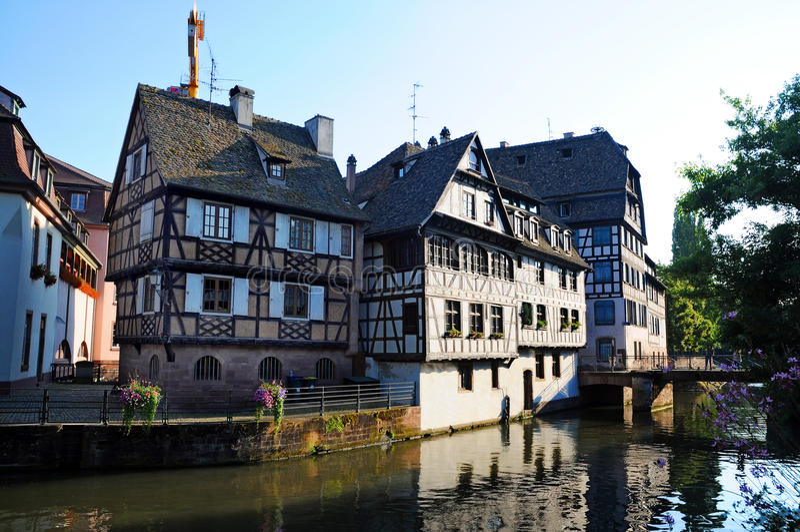 Strasbourg royaltyfri fotografi