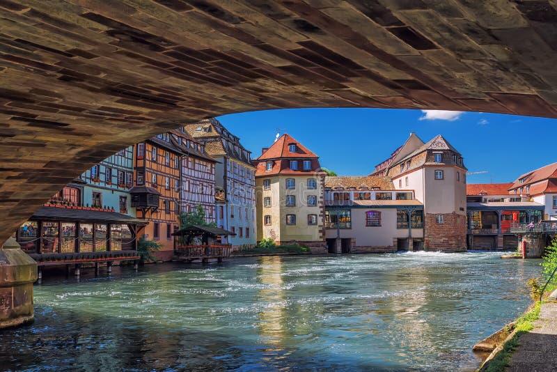 Strasbourg. royaltyfria bilder