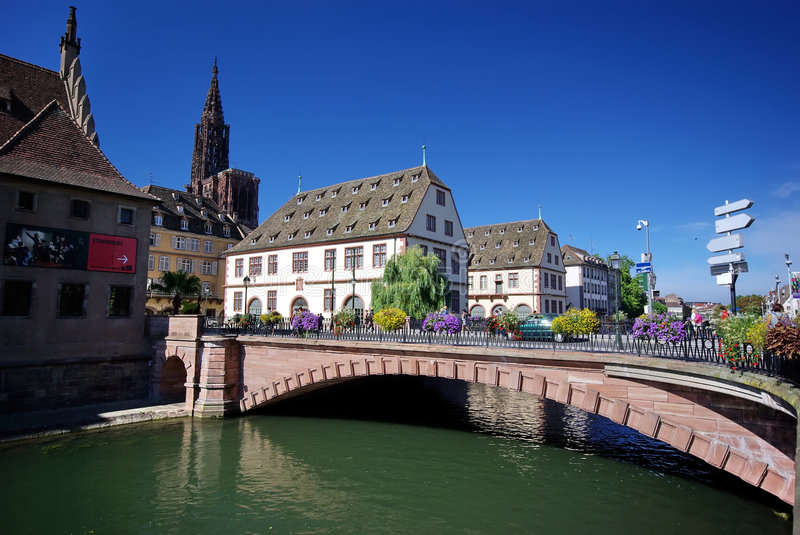 Download Strasbourg Royalty Free Stock Photography - Image: 7075667