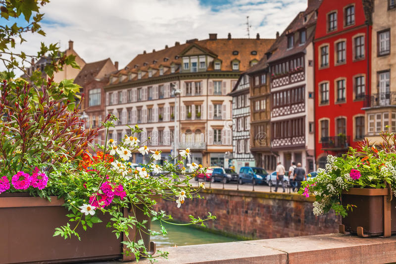 Strasbourg, Alsace, France royalty free stock photography
