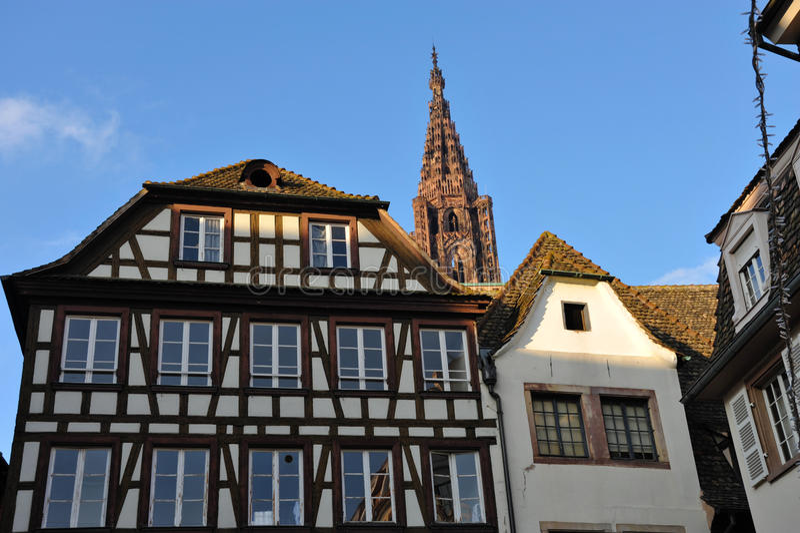 Strasbourg building stock photography