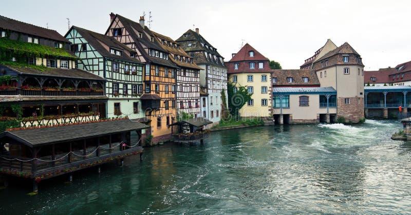 Download Strasbourg buildings stock image. Image of buildings - 17277089