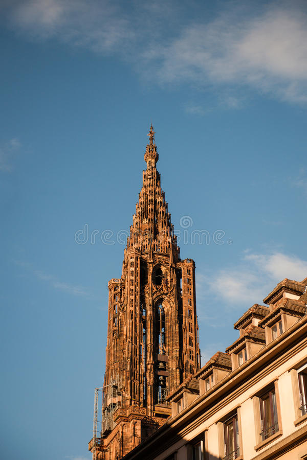 Strasbourg Cathedral tower