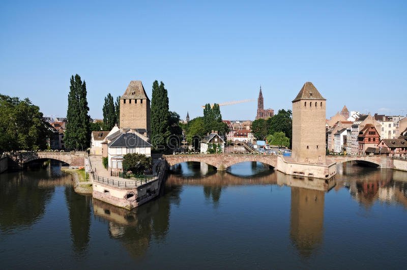 Download Strasbourg stock photo. Image of church, morning, history - 32886812