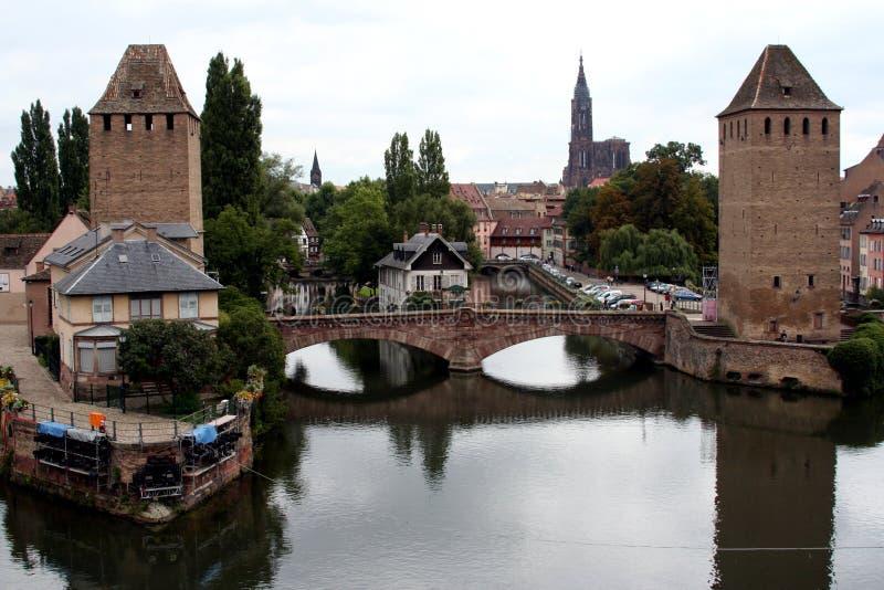Strasbourg france obrazy royalty free