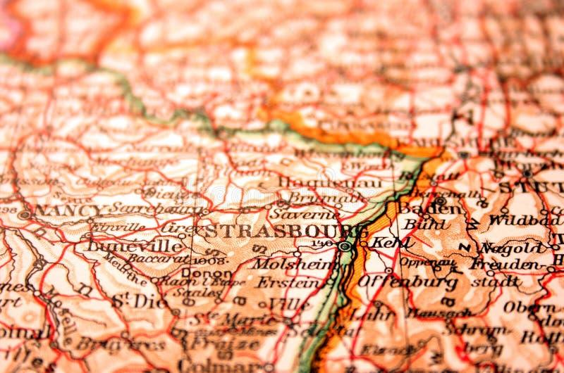 Download Strasbourg, France stock photo. Image of retro, strasbourg - 5418966