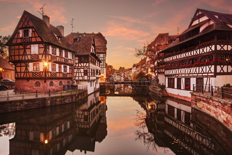 Strasbourg france obraz stock