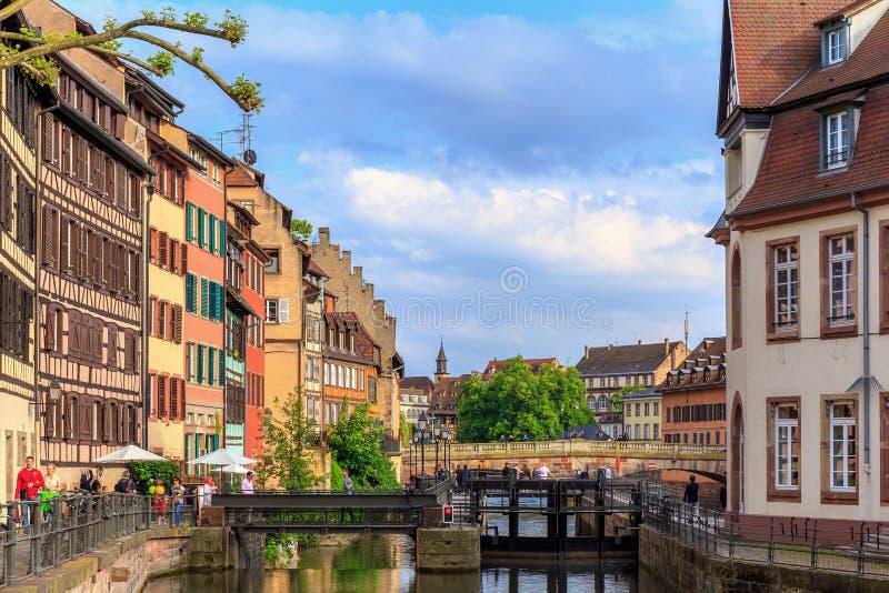 Strasbourg pittoresque photo stock