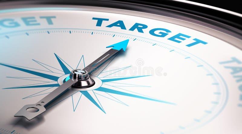 Stratégie commerciale, vente stratégique illustration libre de droits