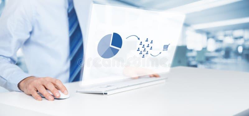 Stratégie marketing images stock