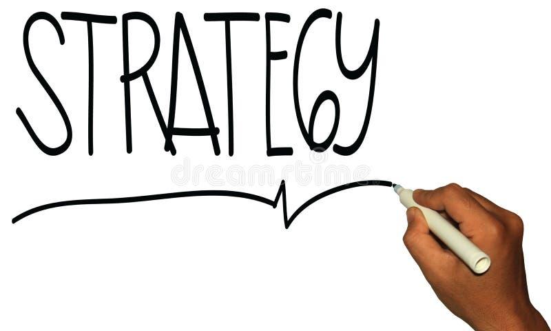 strategia immagine stock libera da diritti