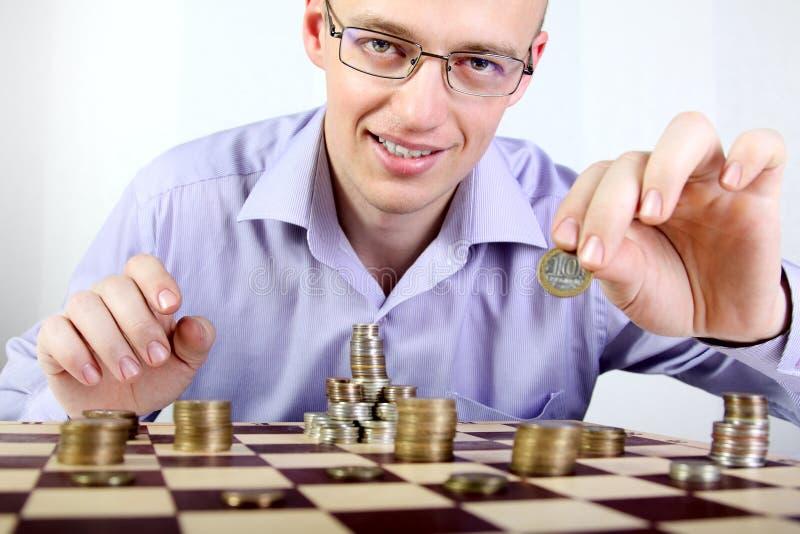 Strategia biznesowa zdjęcie royalty free
