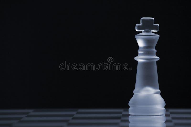 Strategia di scacchi fotografie stock libere da diritti