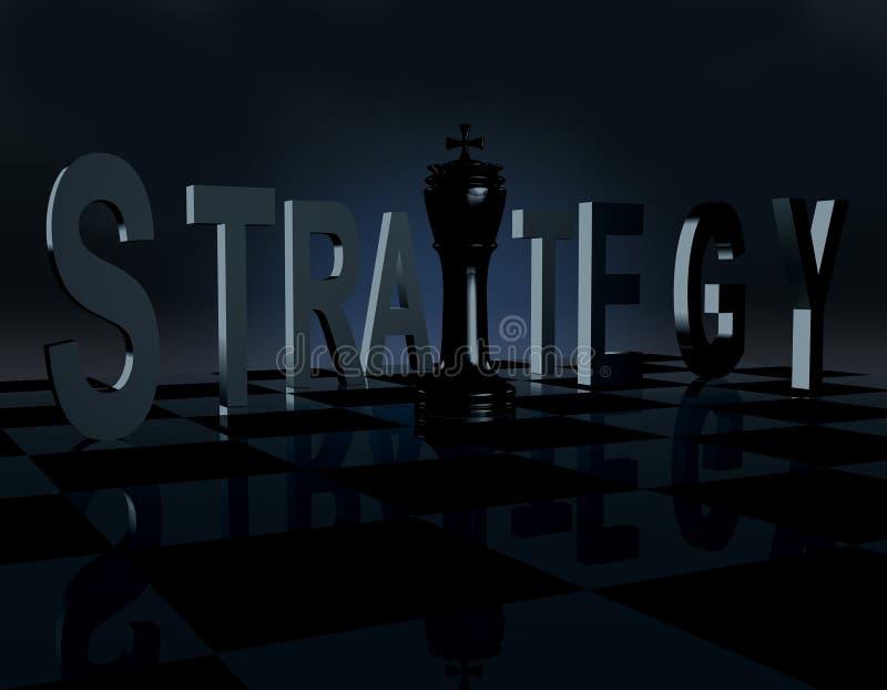 Strategia di scacchi/gioco di affari