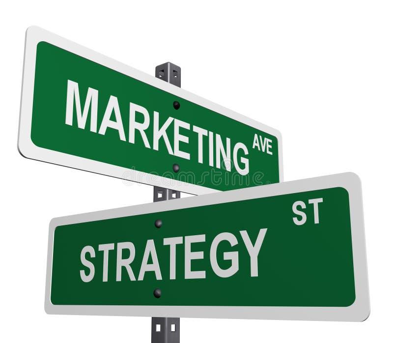 Download Strategia marketingowa ilustracji. Obraz złożonej z plan - 11859195
