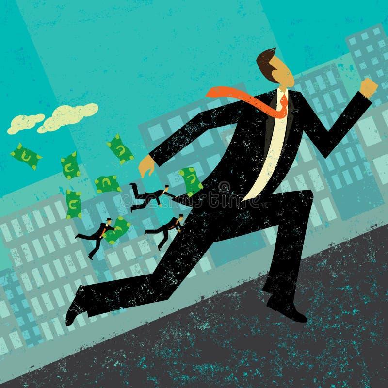 Strategiczny Biznesowy Alliance ilustracja wektor