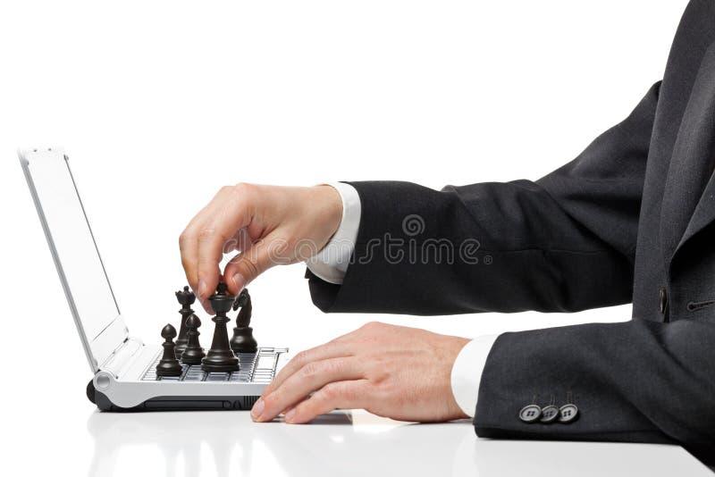 Strategie stock afbeelding