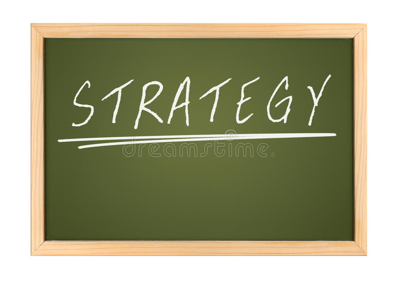 Strategy stock illustration