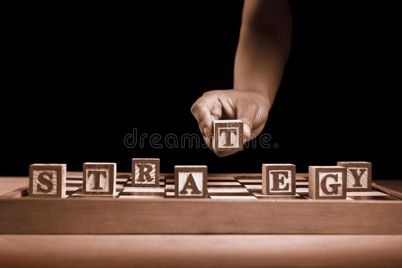 Download Strategy stock image. Image of chess, people, decision - 16384535