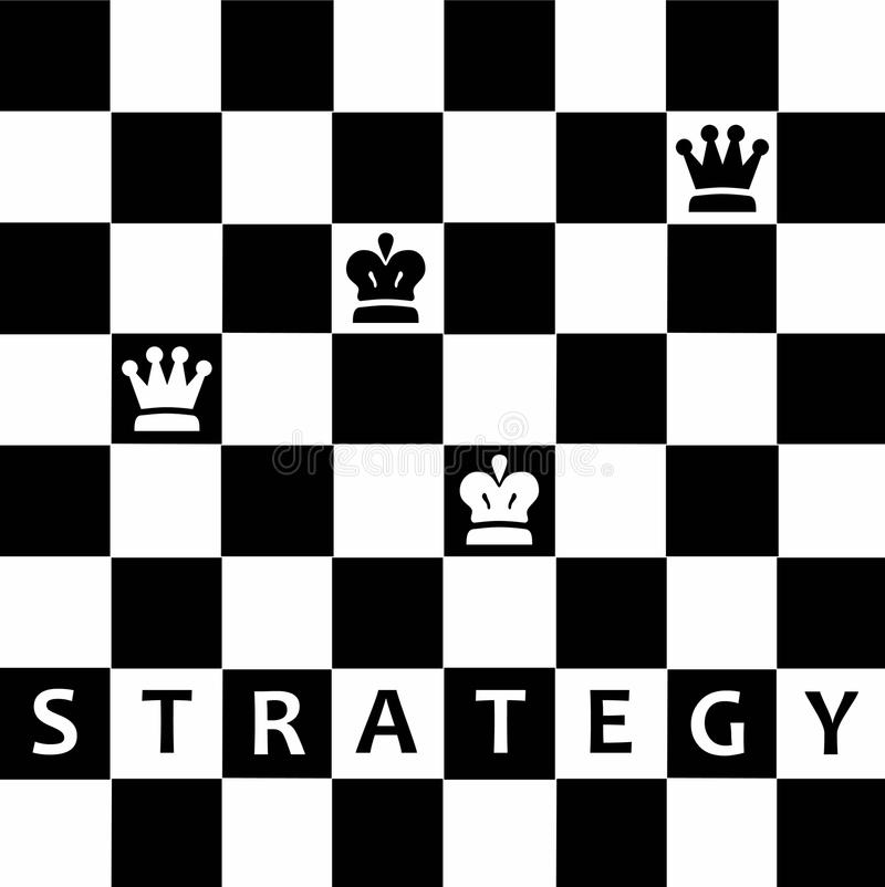Download Strategy stock illustration. Image of career, excellence - 22497442