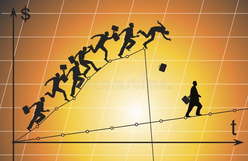 Strategy stock illustration