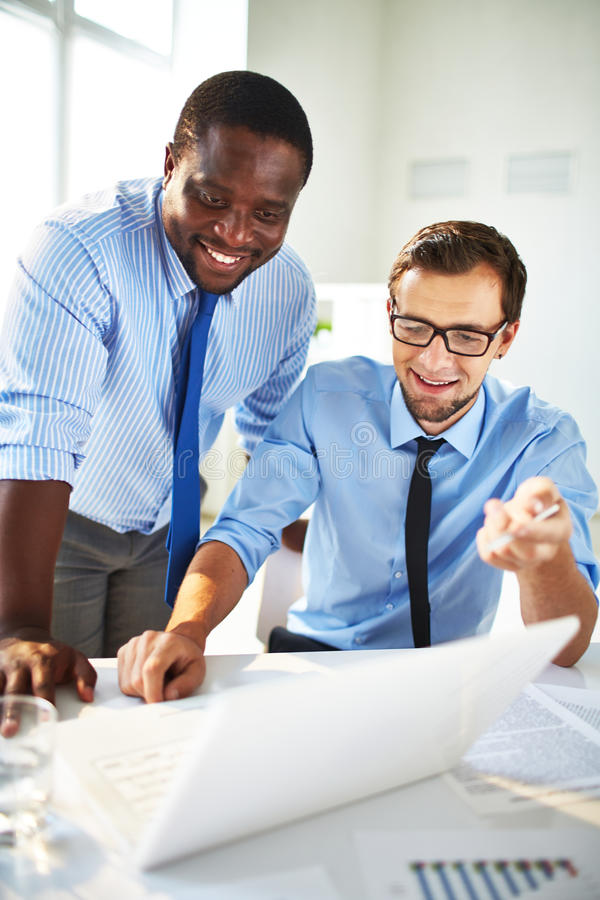 Strategy planning royalty free stock photos