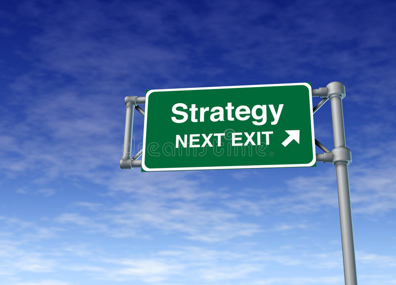 Strategy Planning Marketing Plan Business Symbol R Stock Images
