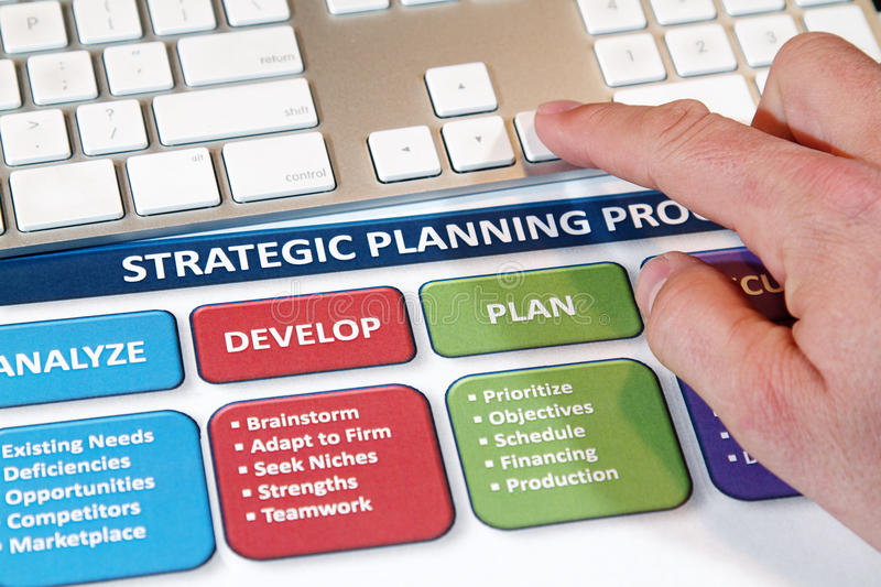 Download Strategy Plans Stock Image - Image: 18821391