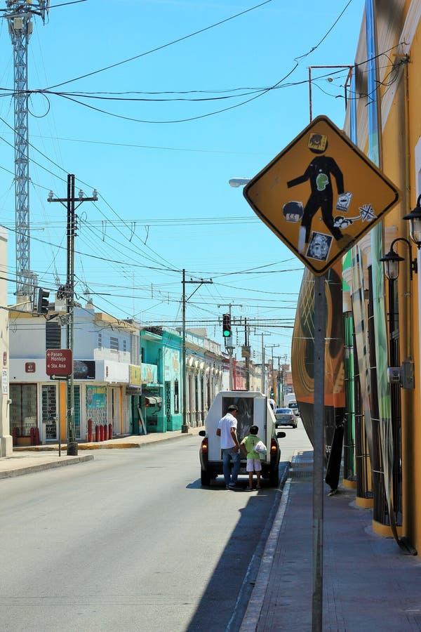 straten stock fotografie