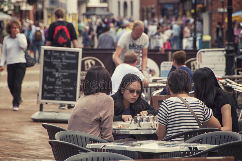 Stratford επάνω σε Avon, UK στοκ φωτογραφία με δικαίωμα ελεύθερης χρήσης