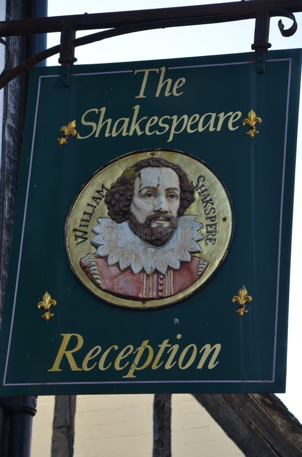 Stratford Upon Avon, England lizenzfreies stockfoto