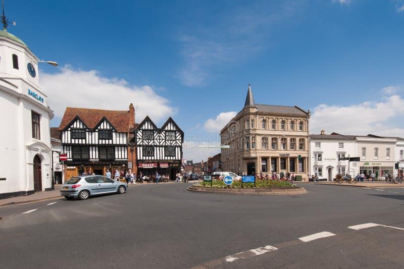 Stratford-em cima-Avon fotos de stock