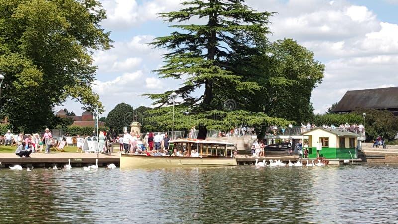 Stratford na Avon Szekspir zdjęcie royalty free