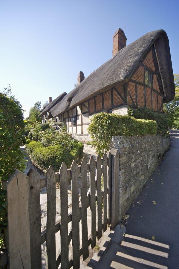 Stratford nach Avon Warwickshire England lizenzfreie stockfotos