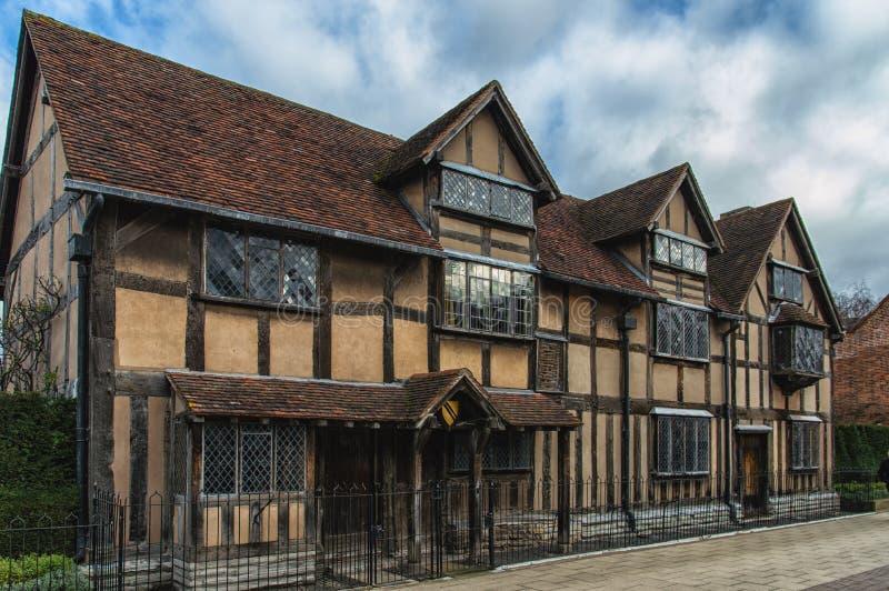Stratford Shakespear fotografía de archivo libre de regalías