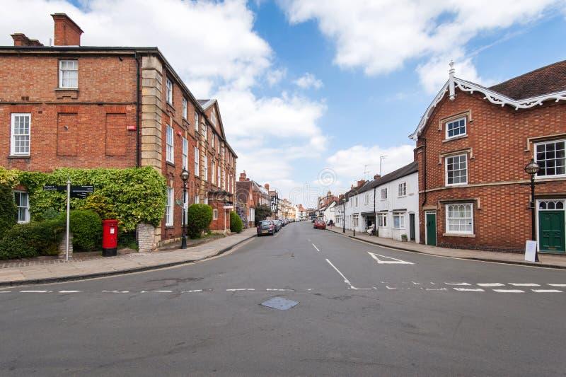Stratford-sobre-Avon fotos de archivo libres de regalías