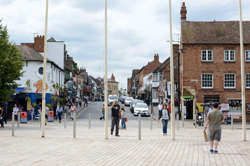 Stratford sur Avon images libres de droits