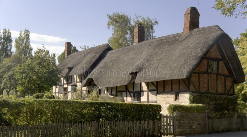 stratford warwickshire avon Англии стоковые изображения rf
