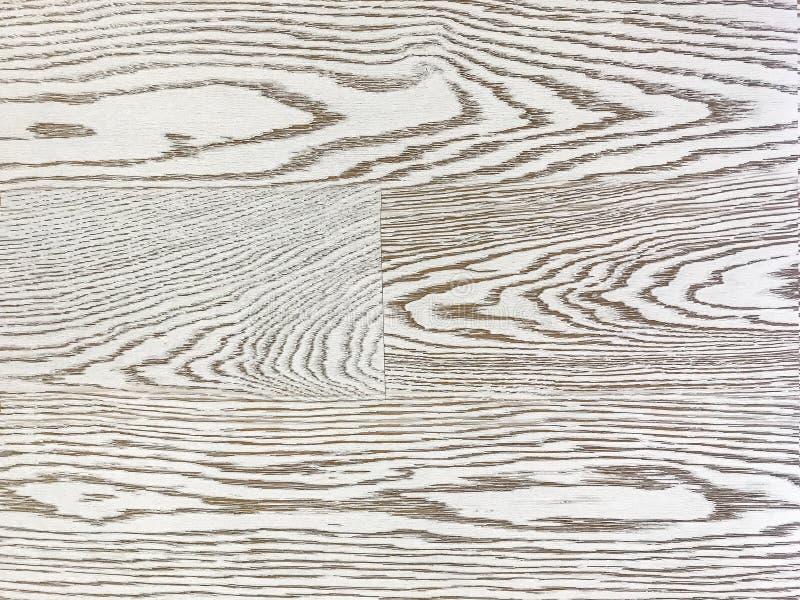 Stratifié minable blanc de cru Fond en bois de texture photos stock
