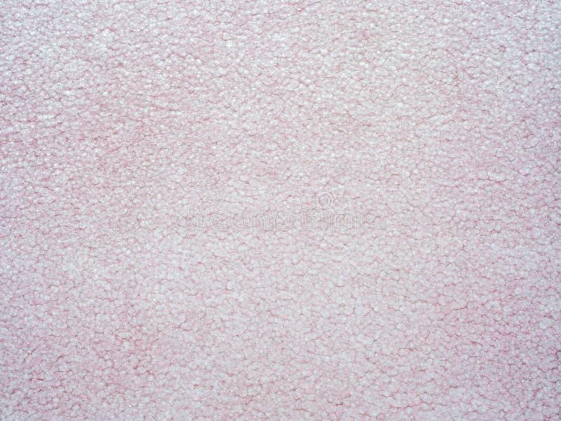 Strato del polistirene espanso del primo piano fotografie stock
