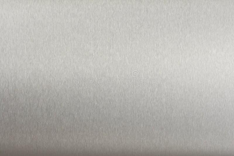 Strato di acciaio inossidabile fotografie stock libere da diritti