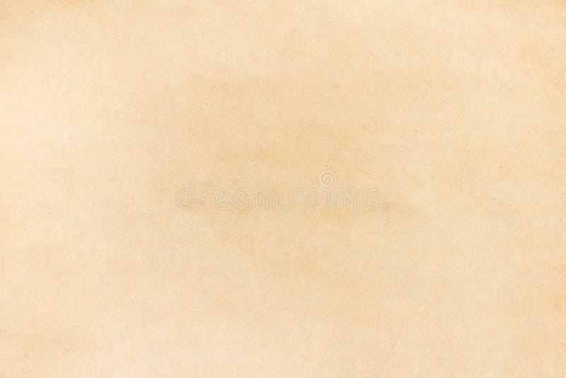 Strato di carta della carta di /brown di struttura fotografia stock