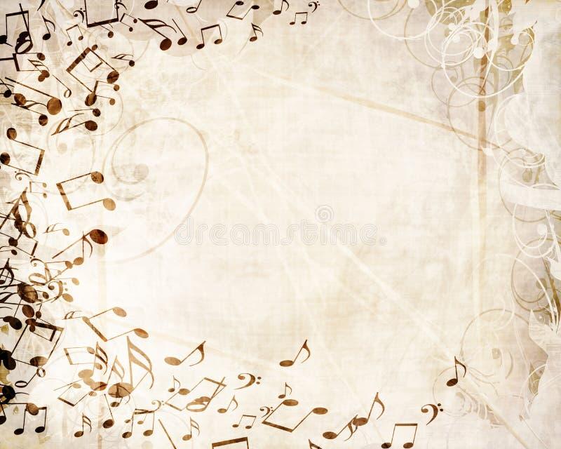 Strato di musica royalty illustrazione gratis