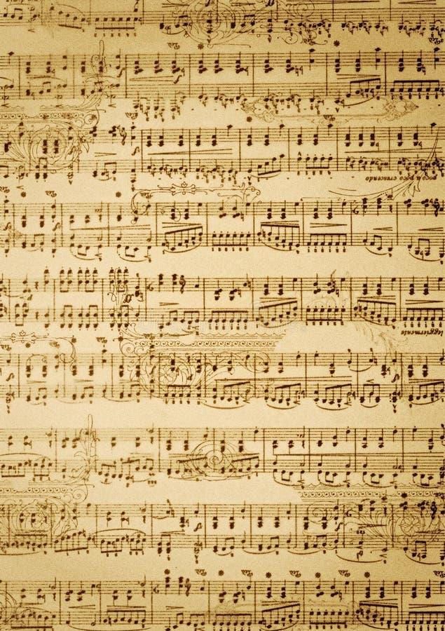 Strato di musica dell'annata