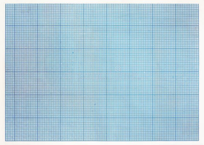 Strato di organizzazione della carta di griglia del grafico Struttura semplice del fondo per il modello, la progettazione o l'art fotografie stock