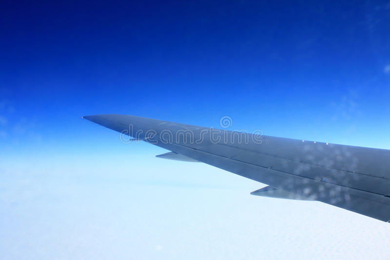 Stratosfera fotografie stock